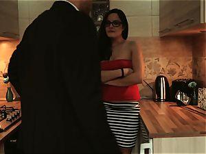 Los Consoladores - FFM consolation threesome for a honey