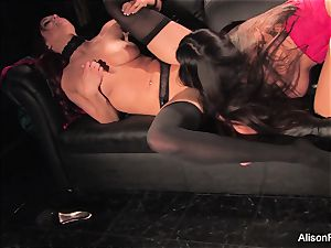 Alison Tyler and Jayden Cole fuck each other