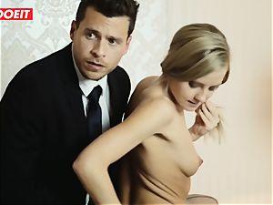 LETSDOEIT - insatiable couple seduces and ravages steamy nubile