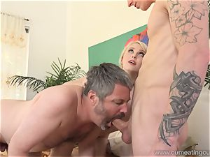 Lily Rader enjoys Her husband To Pay men To tear up Her