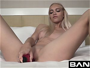 Alex Grey Gets Her Amatuer cootchie pummeled For penetrate!