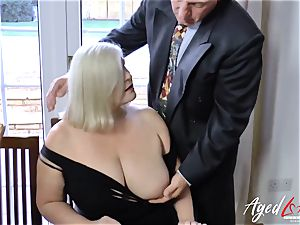 AgedLovE Lacey Starr and Paul gonzo activity