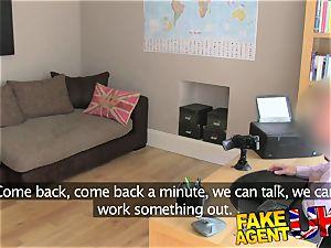 FakeAgentUK fake casting backfires