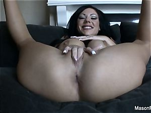 Mason's pink lingerie Home movie