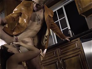 Spoiled pt two Chanel Preston gets her super-fucking-hot cootchie treated