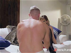 Cherie Deville luvs that yam-sized boner