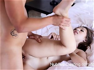 Nubiles casting - hardcore pornography casting for rookie