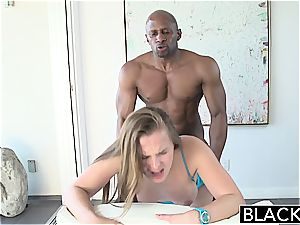 BLACKED 18 Years old Addicted to ebony meatpipe