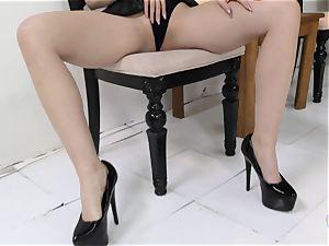 Stripper audition - Kagney Lin Karter