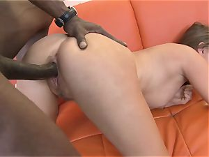 Pressley Carter Getting her first-ever Taste Of Chocolate