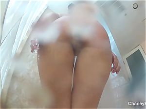Charley chase showers